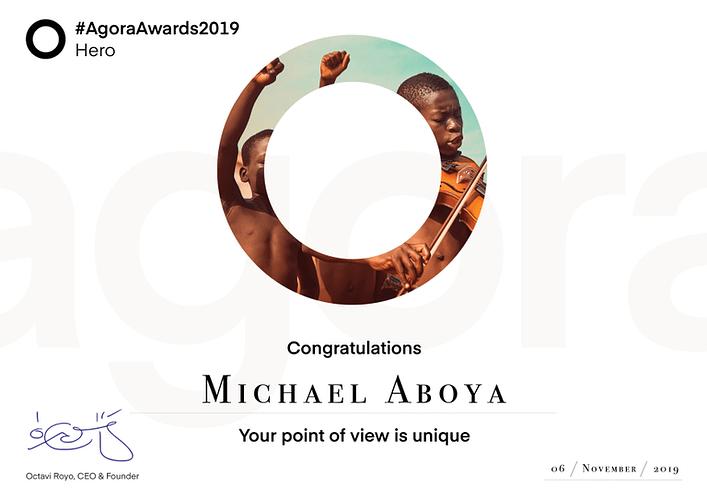 Michael Aboya